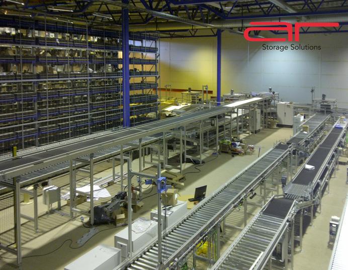 Automated Storage Amp Retrieval System As Rs Musandum